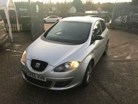 2006 SEAT ALTEA 1.6 REFERENCE SPORT 5d 101 BHP £1499.00