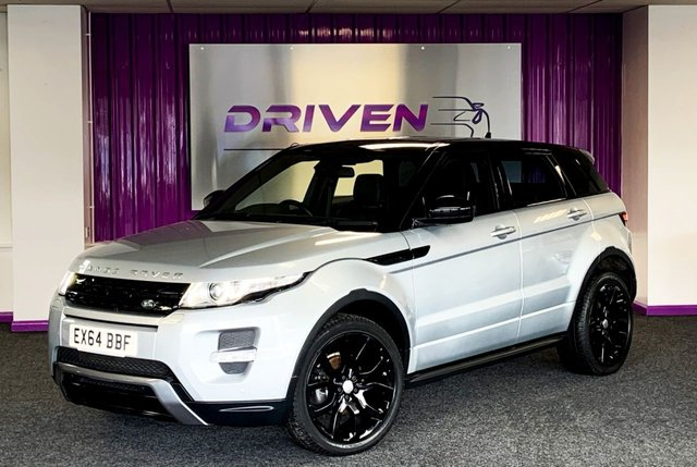 2014 64 LAND ROVER RANGE ROVER EVOQUE 2.2 SD4 DYNAMIC 5d 190 BHP