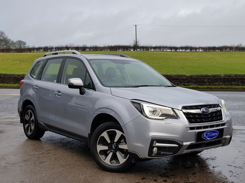 USED 2016 66 SUBARU FORESTER 2.0 D XC PREMIUM 5d 145 BHP FACELIFT MODEL, ONE OWNER, FULL SUBARU HISTORY