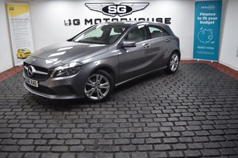 2016 MERCEDES-BENZ A CLASS 1.5 A 180 D SPORT EXECUTIVE 5d 107 BHP £12495.00