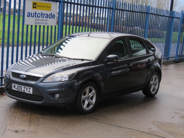 USED 2009 09 FORD FOCUS 1.8 ZETEC TDCI 5dr DAB Alloys Heated screen  Finance arranged Part exchange available Open 7 days