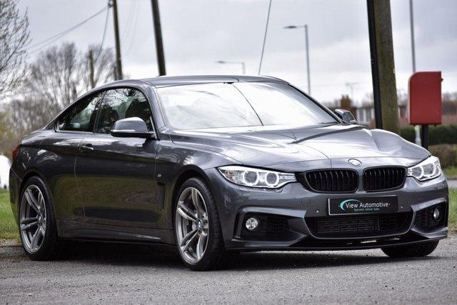 2016 65 BMW 4 SERIES 3.0 435D XDRIVE M SPORT 2d 309 BHP
