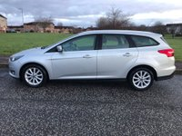USED 2016 16 FORD FOCUS 1.5 TDCi Titanium (s/s) 5dr 2 Owners ! Free tax ! 83 MPG !