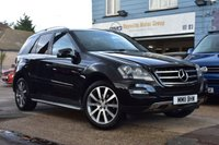 USED 2011 11 MERCEDES-BENZ M CLASS 3.0 ML350 CDI BLUEEFFICIENCY GRAND EDITION 5d 231 BHP AUTOMATIC NO DEPOSIT FINANCE AVAILABLE