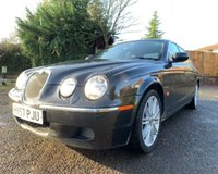 2007 JAGUAR S-TYPE 2.7 XS D 4d 206 BHP £3499.00