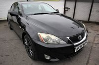 2006 LEXUS IS 2.5 250 SE-L 4d 204 BHP £4400.00