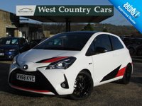 USED 2018 68 TOYOTA YARIS 1.8 GRMN 3d 210 BHP 1 Of Only 100 UK Cars