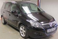 2009 VAUXHALL ZAFIRA 1.8 SRI 5d 139 BHP £2860.00