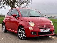 USED 2015 65 FIAT 500 1.2 S 3d 69 BHP NO DEPOSIT FINANCE AVAILABLE