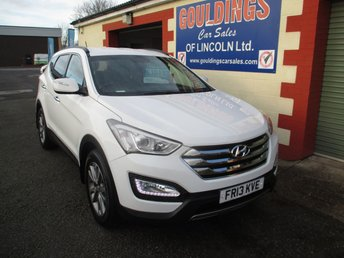 View our HYUNDAI SANTA FE