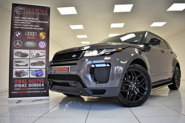 2016 16 LAND ROVER RANGE ROVER EVOQUE 2.0 TD4 HSE DYNAMIC 5 DOOR