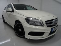 USED 2014 14 MERCEDES-BENZ A CLASS 1.5 A180 CDI BLUEEFFICIENCY AMG SPORT 5d 109 BHP