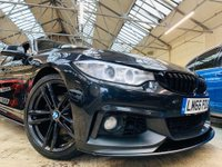 USED 2016 66 BMW 4 SERIES 3.0 430d M Sport Gran Coupe Sport Auto (s/s) 5dr PERFORMANCE KIT 19s 1 OWNER