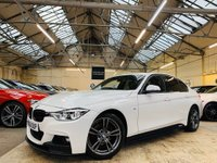 USED 2016 66 BMW 3 SERIES 2.0 320d BluePerformance M Sport Auto (s/s) 4dr PERFORMANCE-KIT+WIRELESCHARGE