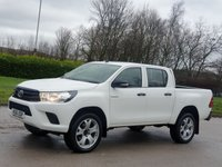 USED 2016 16 TOYOTA HI-LUX 2.4 ACTIVE 4WD D-4D DCB 148 BHP