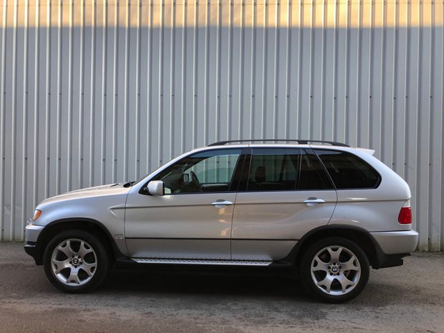 USED 2003 53 BMW X5 3.0 SPORT 24V 5d 228 BHP LPG Converted LPG Converted BMW X5 lovely throughout , Full Dakota Leather.