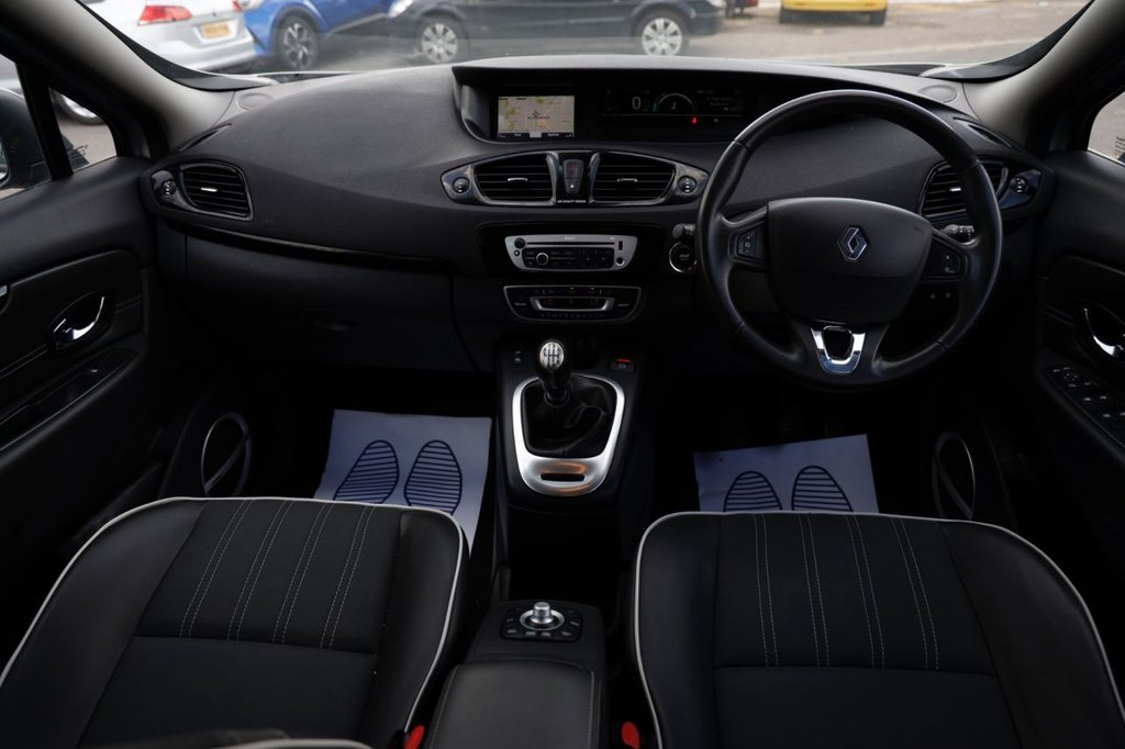 USED 2013 13 RENAULT SCENIC 1.6 GR DYNAMIQUE TOMTOM LUXE ENERGY DCI S/S 5d 130 BHP