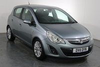 USED 2011 11 VAUXHALL CORSA 1.2 SE 5d 83 BHP Dealer and 2 OWNERS with 7 Stamp SERVICE HISTORY