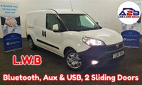 USED 2016 66 FIAT DOBLO MAXI 1.3 16V SX MULTIJET 90 BHP Long Wheel Base with 19,648 Miles, Bluetooth, 2 Sliding Doors, Ply Lined, Electric Pack and more ** Drive Away Today** Over The Phone Low Rate Finance Available, Just Call us on 01709 866668 **