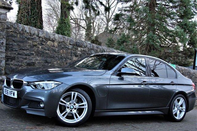 2016 16 BMW 3 SERIES 2.0 330E M SPORT 4d 181 BHP