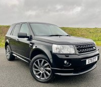 USED 2011 11 LAND ROVER FREELANDER 2.2 SD4 Sport LE 4X4 5dr PRIVACY+NAV+LEATHER+