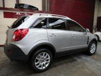 USED 2012 12 VAUXHALL ANTARA 2.2 CDTi Exclusiv AWD 5dr ***71000 MILES*HALF LEATHER*