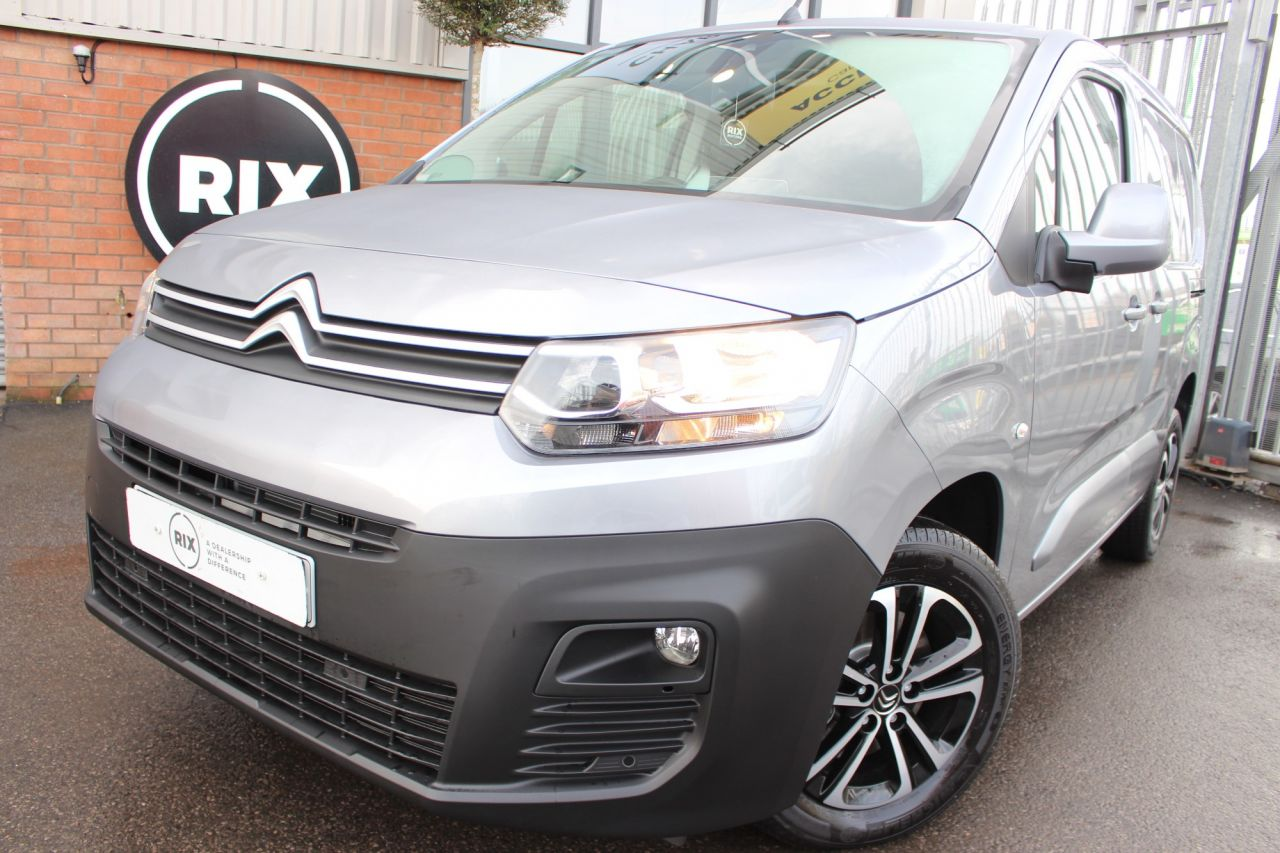 Used CITROEN BERLINGO for sale