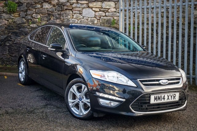 USED 2014 14 FORD MONDEO 2.0 TITANIUM X BUSINESS EDITION TDCI 5d 138 BHP