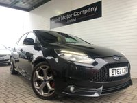 USED 2013 62 FORD FOCUS 2.0 ST-3 5d 247 BHP .........NOW SOLD!!!!!!!!!