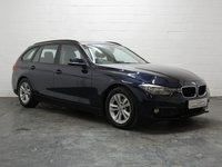 2015 BMW 3 SERIES 2.0 320D ED PLUS TOURING 5d 161 BHP £7695.00