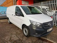 USED 2015 65 MERCEDES-BENZ VITO 114 CDi BLUETEC LONG AUTOMATIC 136 BHP *AIR CON* CHOICE OF 3 AVAILABLE