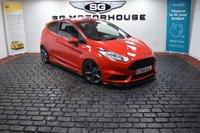 USED 2014 64 FORD FIESTA 1.6 ST-2 3d 180 BHP