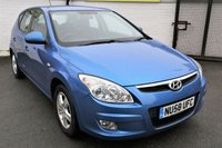 USED 2008 58 HYUNDAI I30 1.4 COMFORT 5d 108 BHP *GREAT MID RANGE FAMILY CAR !*