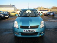 USED 2009 09 SUZUKI SWIFT 1.5 GLX 5d 100 BHP