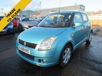 2009 SUZUKI SWIFT 1.5 GLX 5d 100 BHP £1995.00