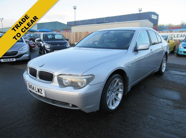 View our BMW 7 SERIES