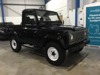 USED 2003 03 LAND ROVER DEFENDER 2.5 90 PICK-UP TD5 120 BHP Recent New Paintwork, Seat Re-trim from Exmoor Trim, New Cubby box with Cup Holders, Under Body seal and stone guard including rear bed, new Clutch, 4 Wheels all refurbished, Serviced and Mot'd prior to sale.