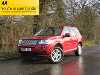 USED 2013 63 LAND ROVER FREELANDER 2.2 TD4 XS 5d 150 BHP