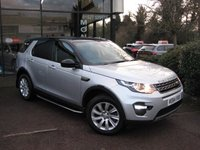 USED 2015 64 LAND ROVER DISCOVERY SPORT 2.2 SD4 SE TECH 5d 190 BHP