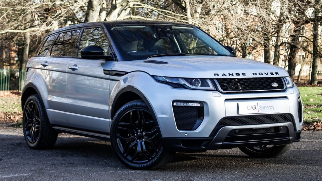USED 2015 65 LAND ROVER RANGE ROVER EVOQUE 2.0 TD4 HSE DYNAMIC 5d 177 BHP