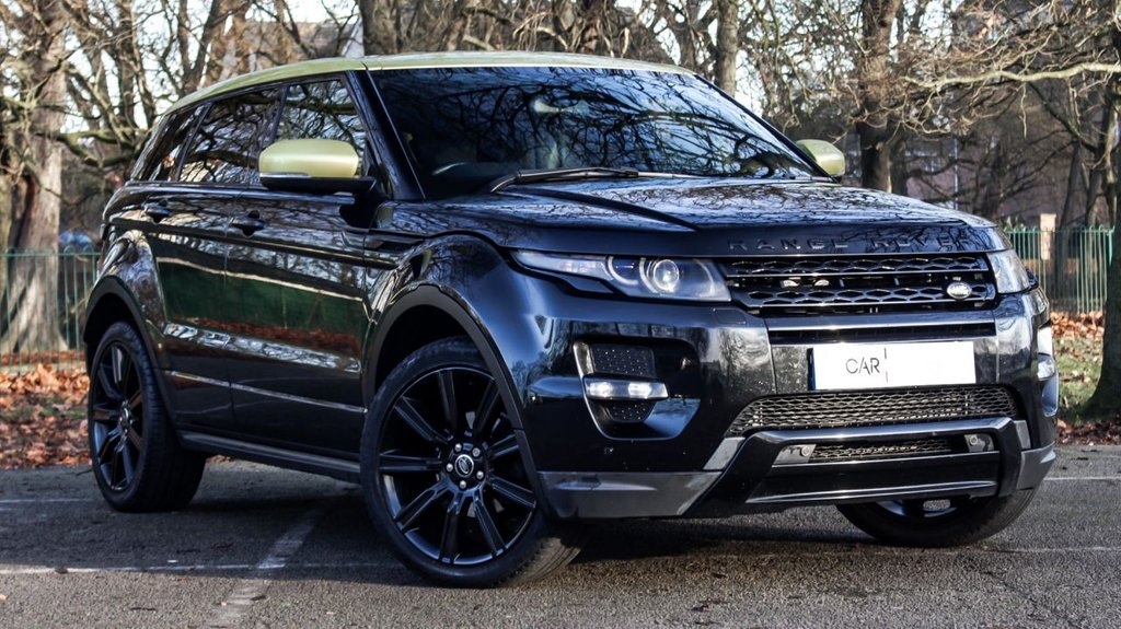 USED 2013 13 LAND ROVER RANGE ROVER EVOQUE 2.2 SD4 SPECIAL EDITION 5d 190 BHP