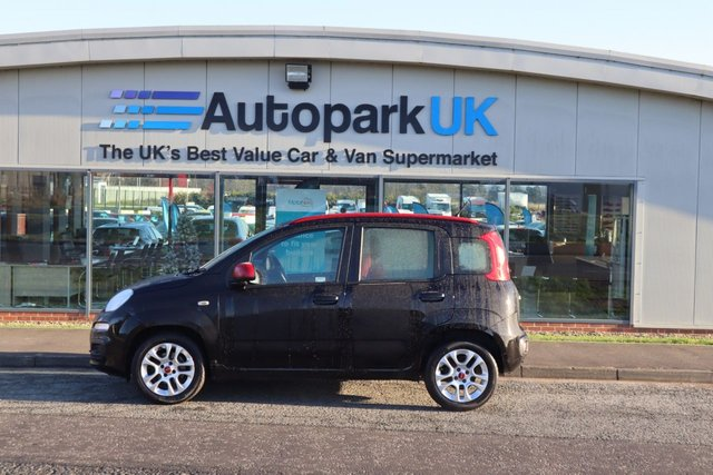 USED 2016 16 FIAT PANDA 1.2 EASY 5d 69 BHP LOW DEPOSIT OR NO DEPOSIT FINANCE AVAILABLE