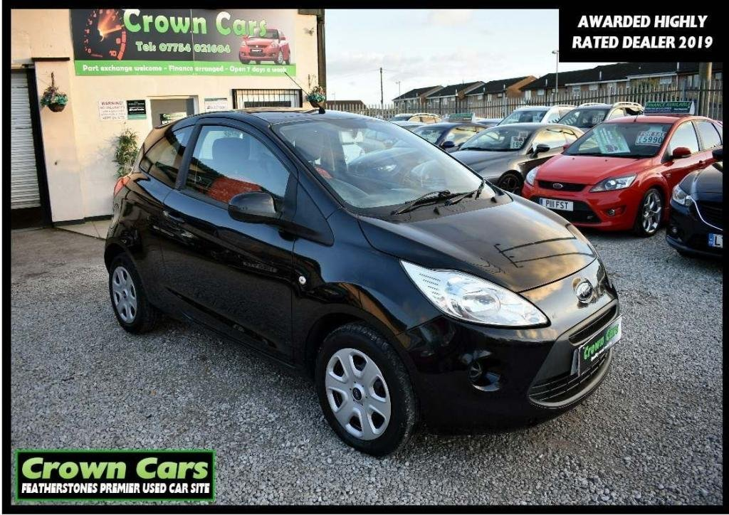 USED 2010 60 FORD KA 1.2 Style + 3dr 3 MONTH WARRANTY & PDI CHECKS