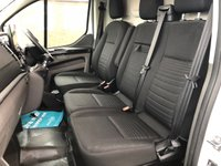 USED 2018 18 FORD TRANSIT CUSTOM 2.0 300 LIMITED SWB L1H1 130 BHP ECOBLUE