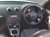 USED 2012 62 AUDI A3 2.0 TDI SPORT 2d 138 BHP