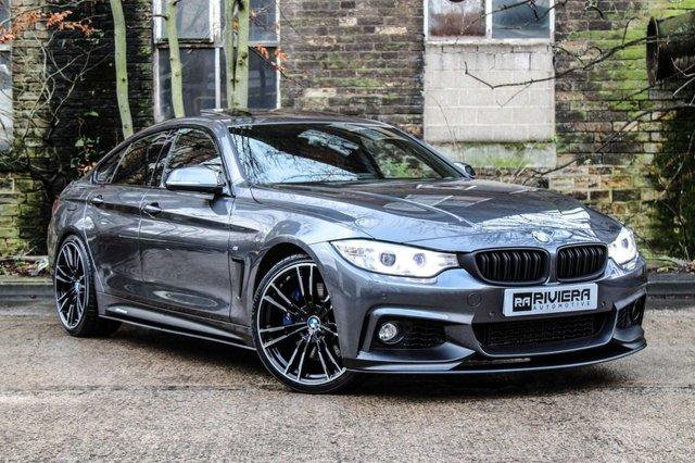 2016 66 BMW 4 SERIES 3.0 435D XDRIVE M SPORT GRAN COUPE 4d 309 BHP