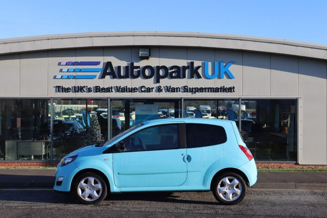 USED 2013 13 RENAULT TWINGO 1.1 DYNAMIQUE 3d 75 BHP LOW DEPOSIT OR NO DEPOSIT FINANCE AVAILABLE