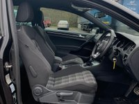 USED 2015 64 VOLKSWAGEN GOLF 2.0 TDI BlueMotion Tech GTD DSG 3dr FSH/Lane&ParkAssist/ReverseCam