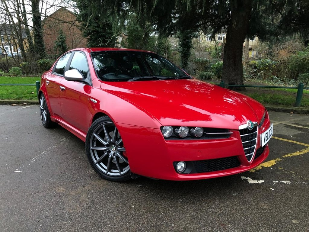 USED 2011 61 ALFA ROMEO 159 2.0 JTDM 16V Ti PREVIOUSLY SUPPLIED & MAINTAINED BY OURSELVES