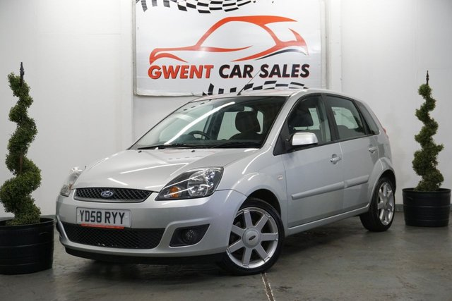 USED 2008 58 FORD FIESTA 1.4 ZETEC BLUE 5d 80 BHP *IDEAL FIRST CAR, LOVELY EXAMPLE*